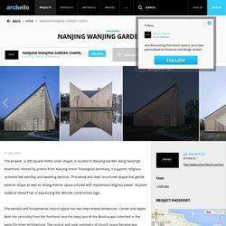 AZL architects - Project - Nanjing Wanjing Garden Chapel