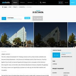 Natoma Architects - Project - 8 Octavia