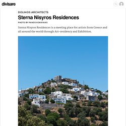 Panos Kokkinias, Dolihos Architects · Sterna Nisyros Residences