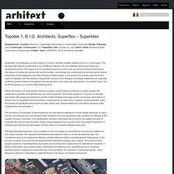 Topotek 1, B.I.G. Architects, Superflex – Superkilen – Arhitext