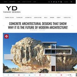 Superbes architectures modernes