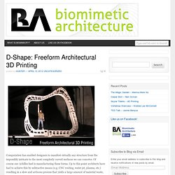 Bio mim tisme pearltrees for Architecture biomimetique
