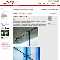 View topic - Architectural Glass Facade