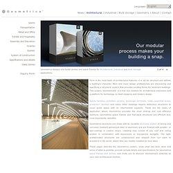 Architectural | Geometrica