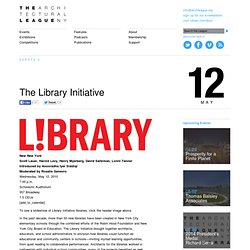The Library Initiative