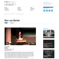 Ben van Berkel