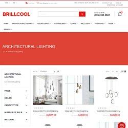 Modern Architectural Lighting Manufacturers
