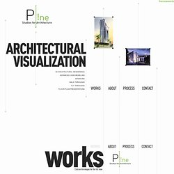 Pline Studios of Architecture - 3D Architectural Renderings | Advanced CADD Modeling | Interiors | Walk-through | Fly-through | Floor Plan Presentations