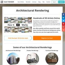 Architectural Rendering - Easyrender.com