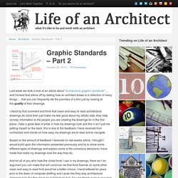 Architectural Graphic Standards - Part 2