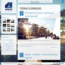 Tutorials & Downloads - Arqui9 - Architectural Visualisation