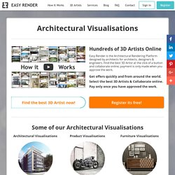 Architectural Visualisations - Easyrender.com
