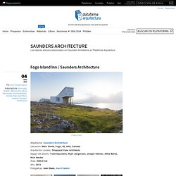 Saunders Architecture