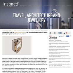 The Inspired Collection - Designer Diamond Engagement Rings and Jewellery