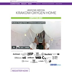 Krakow Oxygen Home Architecture Competition