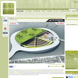 Could Present Architecture's Green Loop Composting Park Concept Be the Future of NYC Sanitation? Present Architecture Green Loop Diagram Cutaway - Gallery Page 1 – Inhabitat New York City