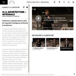 IA & Architecture - Intégrale