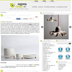 Orgone Design, le blog