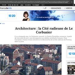 Architecture : la Cité radieuse de Le Corbusier