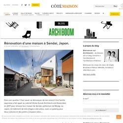 Archiboom, l'architecture et le design par ceux qui les font ! - Blog CotéMaison