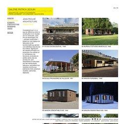 Maisons démontables — Jean Prouvé