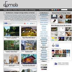 Architecture | Design Idea & Image Galleries on Dornob