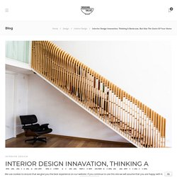 Interior Design Innavation, Thinking A Bookcase, But Also The Stairs Of Your Home