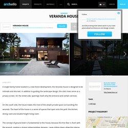 Blouin Tardif Architecture-Environnement - Project - Veranda House