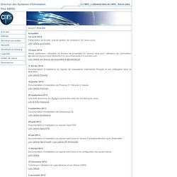 Unité réseaux du CNRS