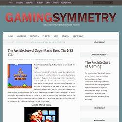 The Architecture of Super Mario Bros. (The NES Era)