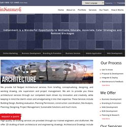 Architecture Services in India