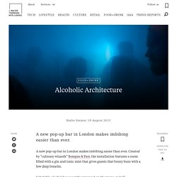 Alcoholic Architecture - JWT Intelligence