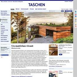 Architecture Now! Bois 2. Livres TASCHEN