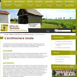L'architecture locale dans les Isles du Marais poitevin
