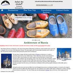 Architecture of Russia