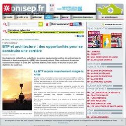 BTP et architecture