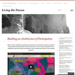 Building an Architecture of Participation