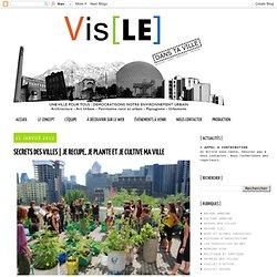 architecture, urbanisme, paysage, patrimoine...: SECRETS DES VILLES