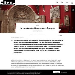 Le musée des Monuments français