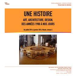Une histoire - Art, architecture, design, des années 1980 à nos jours - Dossier pédagogique - Centre Pompidou