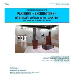 Parcours Architecture, dossier pédagogique, Centre Pompidou