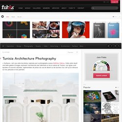 Tunisia Architecture Photography
