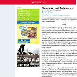 Chinese Art and Architecture