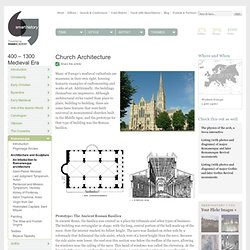 Church Architecture: An Overview