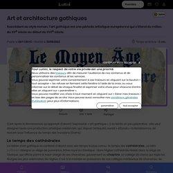 Art et architecture gothiques - Spécialités