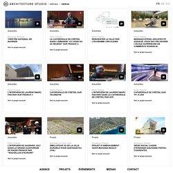 ARCHITECTURE STUDIO - Vidéos