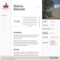 Maison Kidosaki — Architecture du Monde - WikiArquitectura