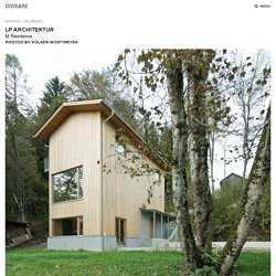 LP architektur, Volker Wortmeyer · M. Residence