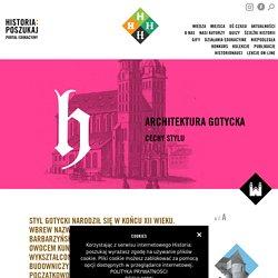 Architektura gotycka - cechy stylu - Architektura gotycka - cechy stylu - Architektura - Wiedza - HISTORIA: POSZUKAJ