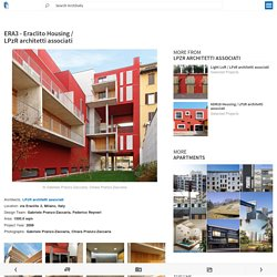 ERA3 – Eraclito Housing / LPzR architetti associati